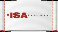 Logo +ISA bodywear